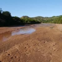 Río Muyupampa – affluent temporaire du bassin du Parapeti, Chaco bolivien