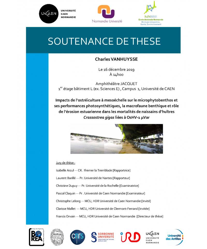 BOREA-Avis-Soutenance-de-thèse-Charles-VANHUYSSE