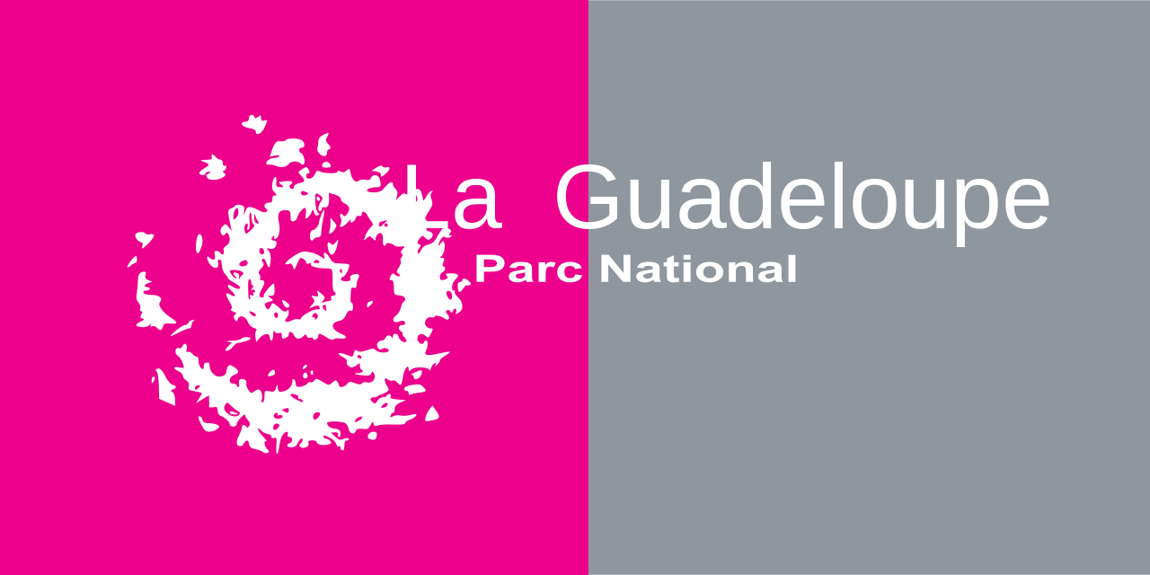 Logo Parc National Guadeloupe