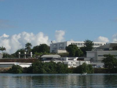 Pointe-à-Pitre - Université des Antilles (UA)